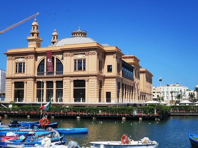 Italian cities Bari
