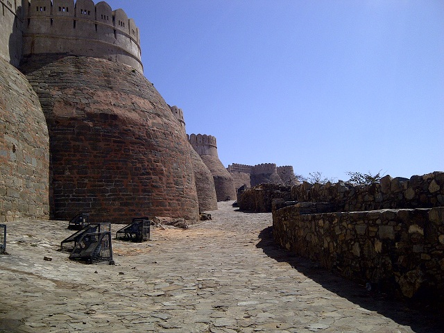Kumbhalgarh Hill Forts in Rajasthan