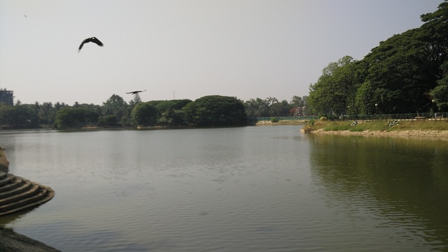Lakes in Bangalore Lalbagh