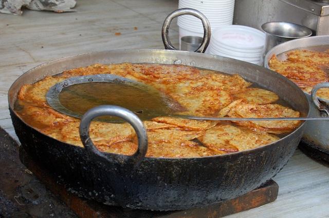 Malpaua street Foods in Jaipur