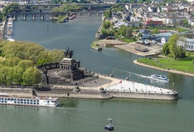 Moselle Scenic River Cruise