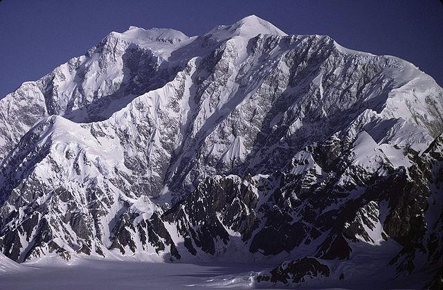 Mount Logan Yukon Territory