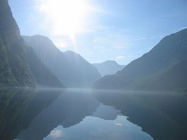 Beautiful Fjords Nærøyfjord