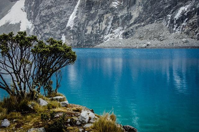 Peru Sightseeing Attractions Lake 69