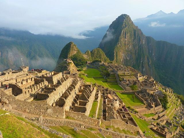 Peru Sightseeing Attractions Machu Picchu