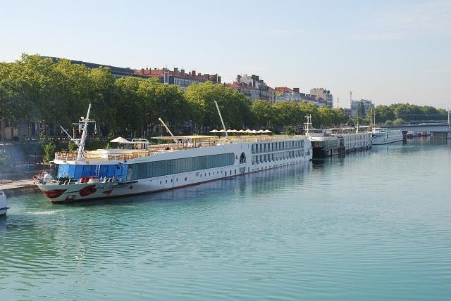Rhône Scenic River Cruise