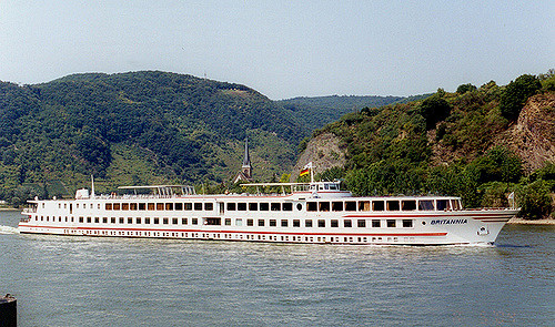 MajoRiver Cruise Routes in Europe