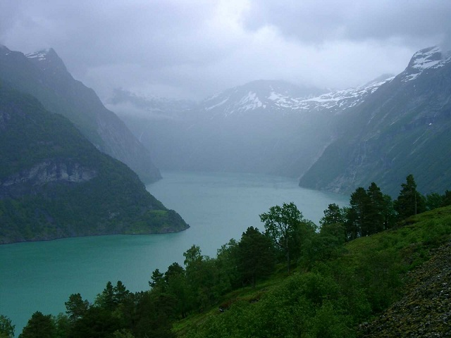 Beautiful Fjords Sognefjord