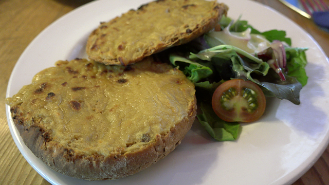 Welsh Cuisine rarebit