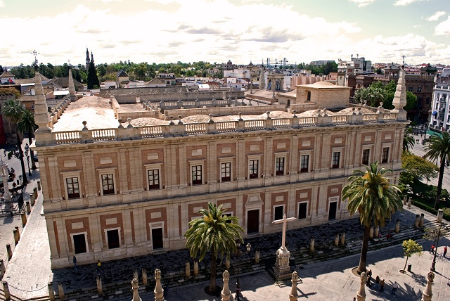 Archive of the Indies, Seville