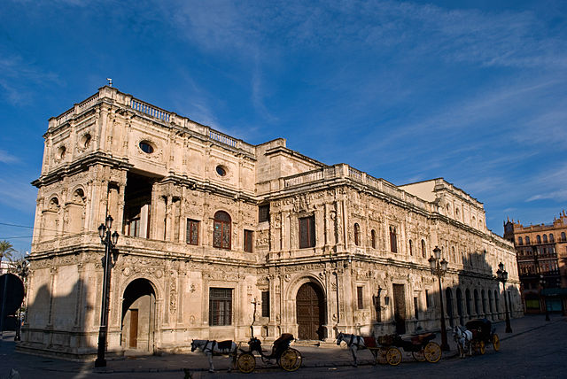 City Hall, Seville