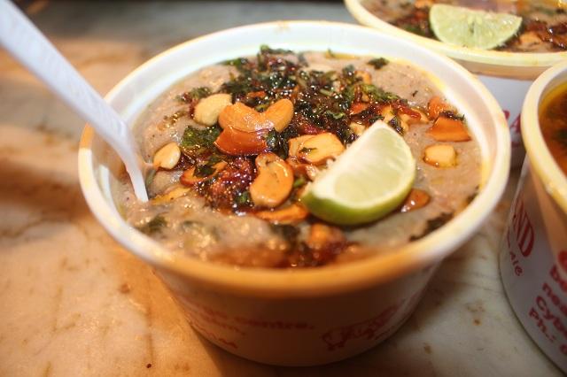 Haleem Hyderabad Street Food