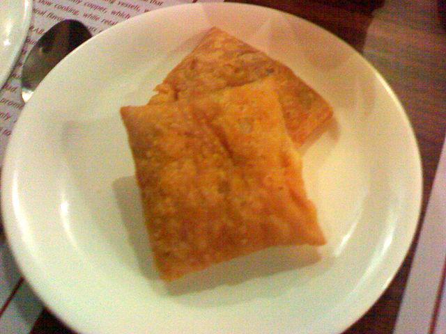 Lukmi Hyderabad street food