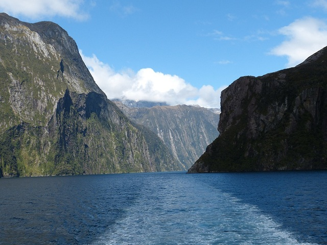 Milford Sound Fjords