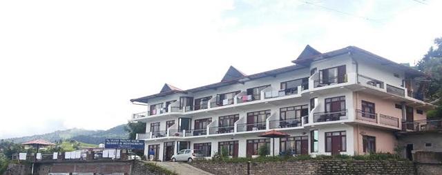 Munsiyari Hills Hotels