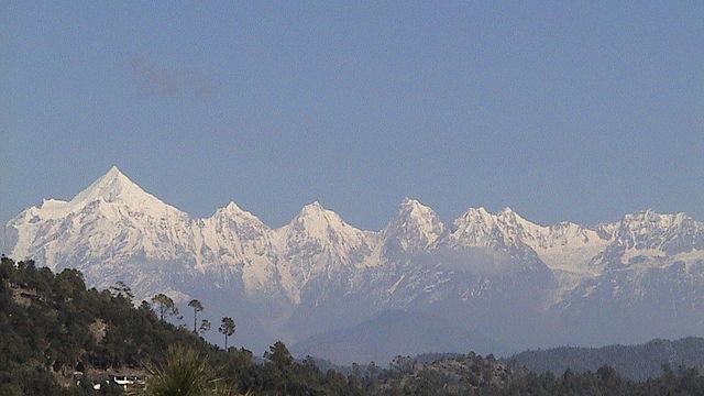 Panchachuli Peaks Trek in Munsiyari Hills