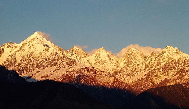 Panchouli Peaks