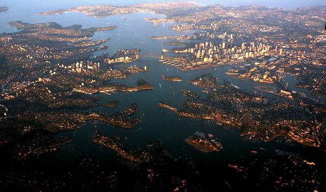 Sydney Port Jackson