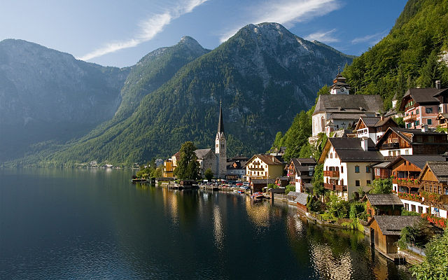 Beautiful Villages Hallstatt
