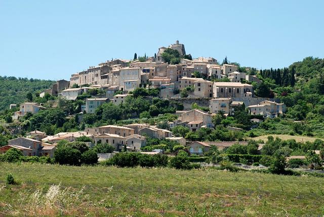 Beautiful Villages Simiane La Rotonde