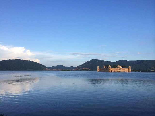 International Tourist Destinations JaipurMan Sagar Lake
