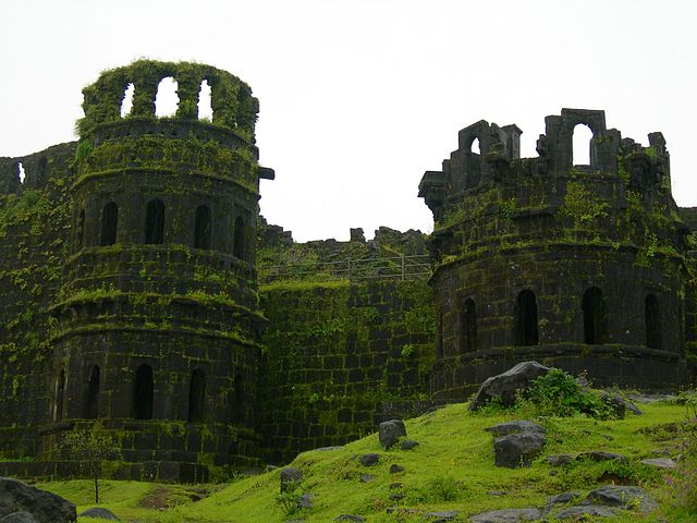 Forts of Maharashtra Raigad fort