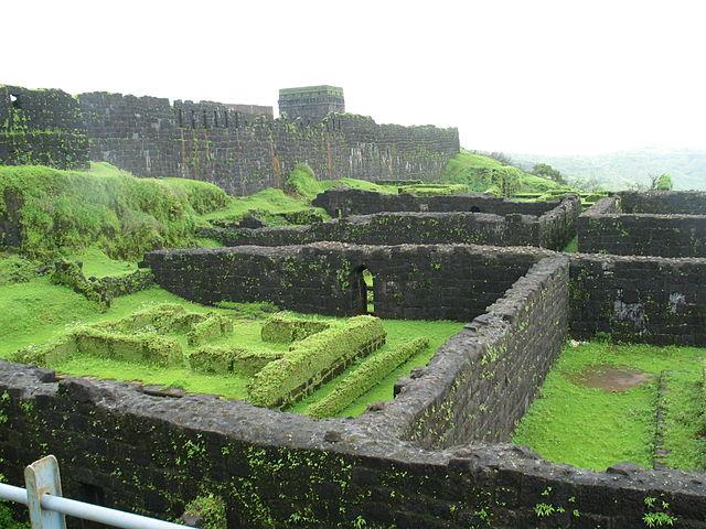 Forts of Maharashtra Raigad