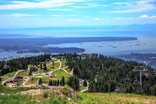 Trending International Tourist Destinations 2019- Grouse Grind
