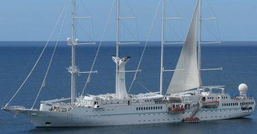 Wind Spirit Small Cruise Ships