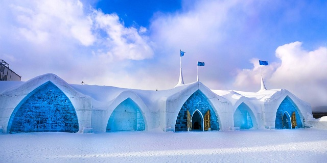 All Ice Hotel