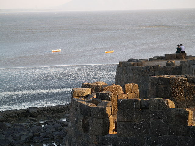 Forts and Beaches in Alibaug