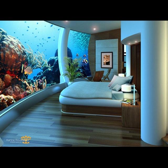 Poseidon Undersea Resorts, Unique Hotels