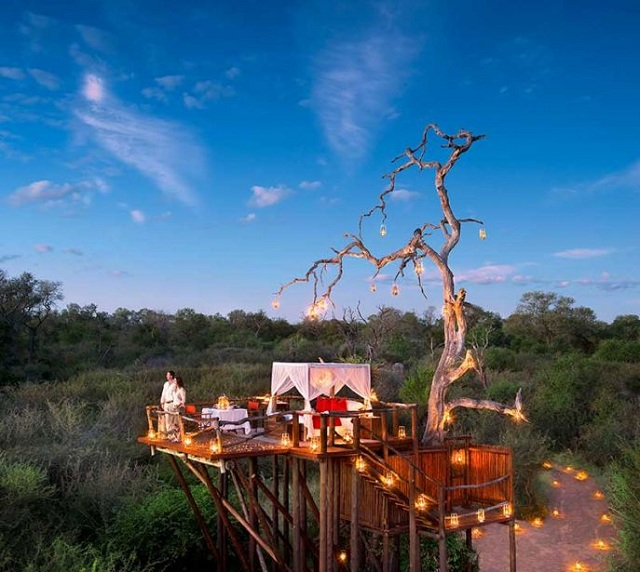 Unique Hotels in South Africa