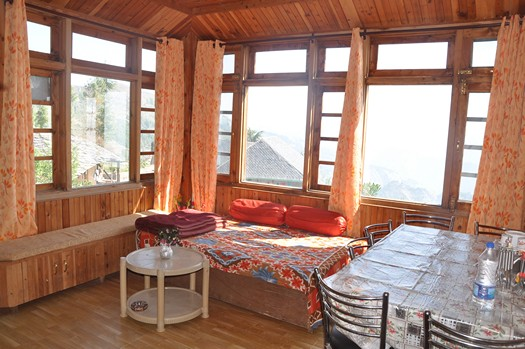 Astha Homestays in the Himalayas