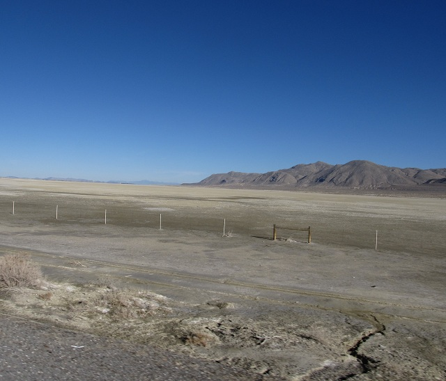 Black Rock Desert, Nevada