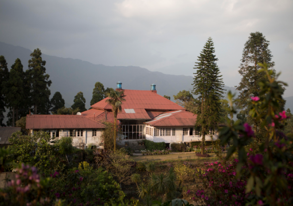 Tea Estate Bungalows in Darjeeling