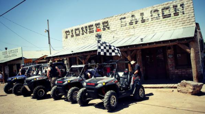 Pioneer Saloon, Nevada