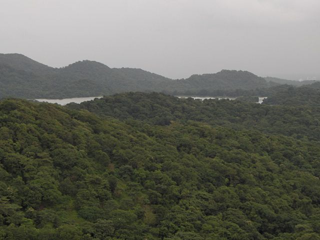Lakes near Mumbai Tulsi lake