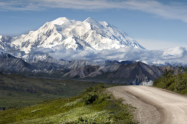 United States National Parks-Denali National Park