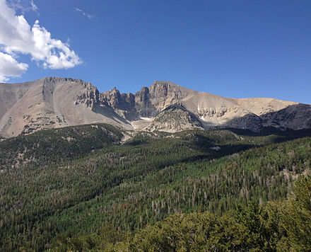 Wheeler Peak, Nevada
