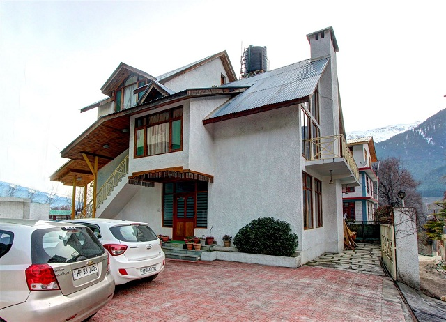 Wood-Valley Cottage, Manali