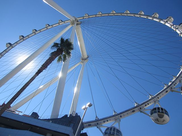 World's tallest ferry wheel, Nevada