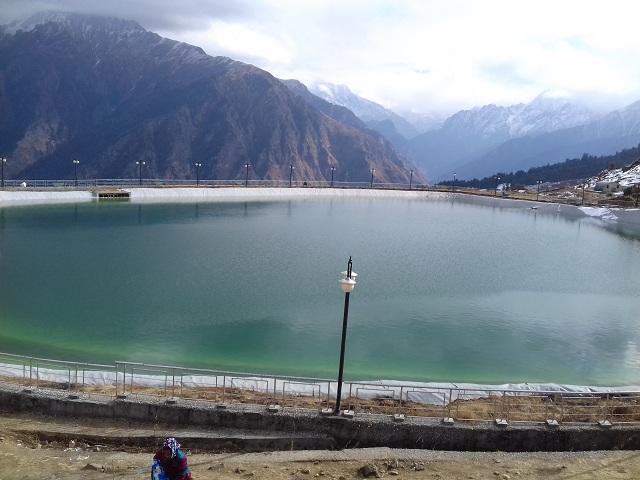 Auli Lake