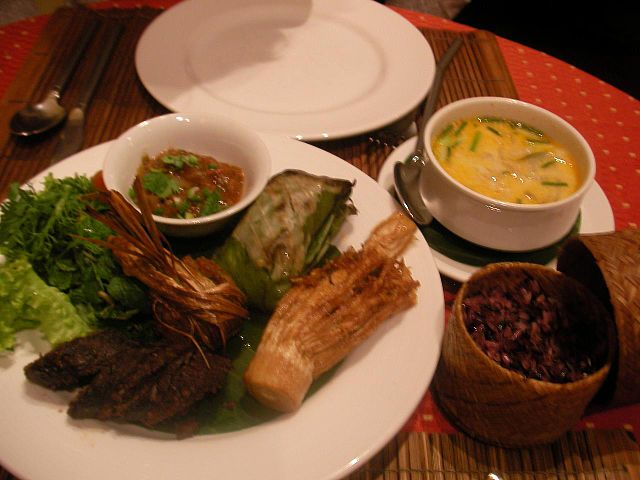 Food and Drinks of Laos