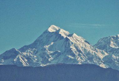 Trishul peak