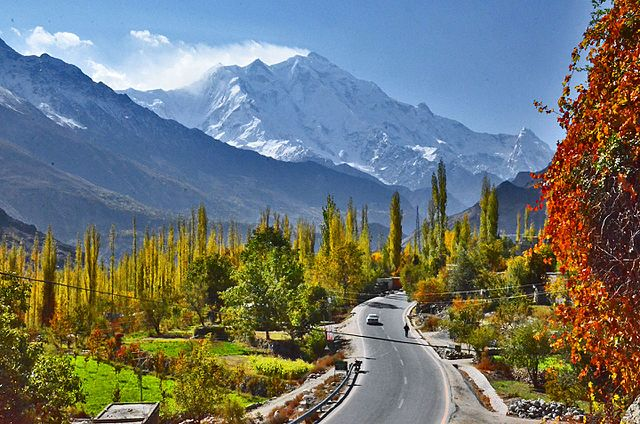 Scenic Highways Hunza Valley