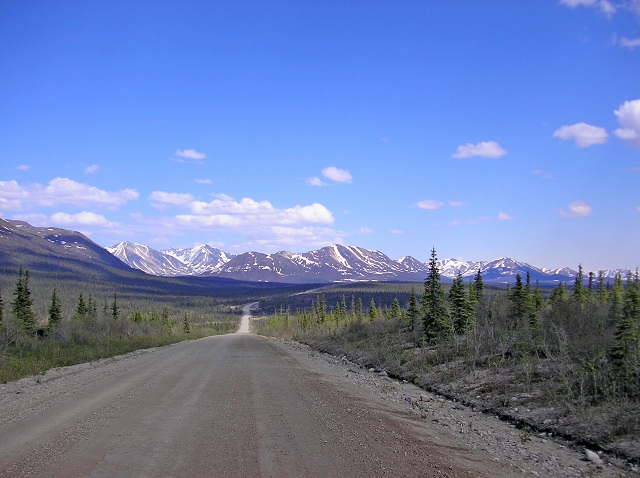 Scenic Highways Denali Highways