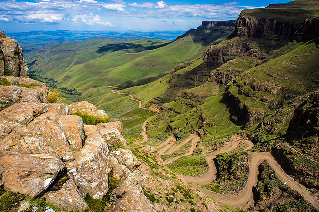 Scenic Highways Sani Pass