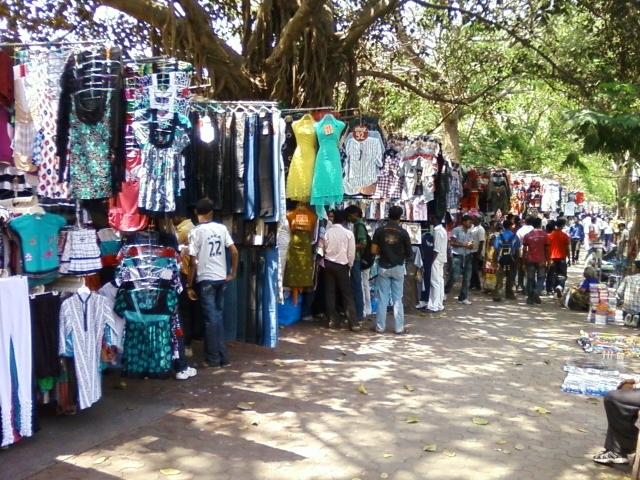 Fashion Street Shopping in Mumbai