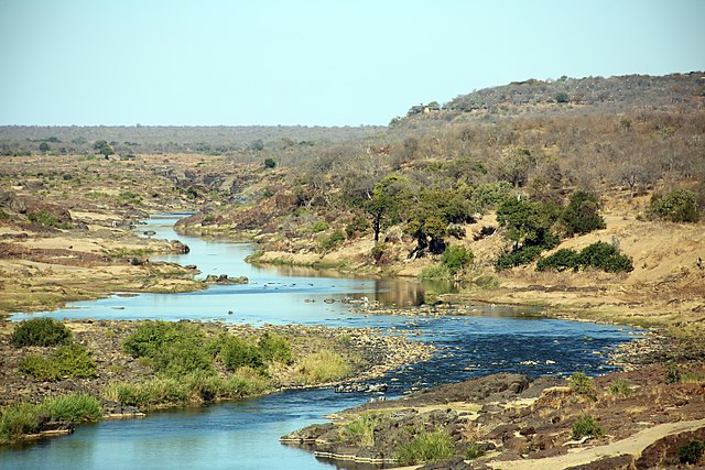 South Africa Camping Kruger National Park